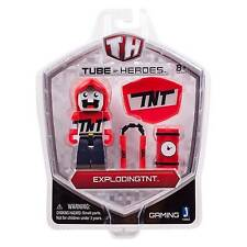 3-inch Exploding TNT Figure With Accessory 5522918 by Tube Heroes