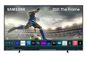 """Samsung The Frame 43"""" Smart 4K Ultra HD HDR QLED TV 2021"""