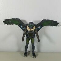 """2017 Spiderman Vulture Action Figure With Wings Marvel Legends Hasbro 6"""" Tall"""