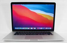 """NICE 15"""" Apple MacBook Pro Retina 2.2GHz i7 16GB RAM 256GB SSD 2015 + WARRANTY!"""