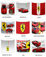 Ferrari Cars Childrens Lampshades Ceiling Light Table Lamp Bedding Curtains