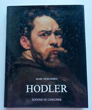 FERDINAND HODLER ( Marc Descombes 1992 )