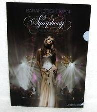 Sarah Brightman Symphony Live in Vienna Taiwan Folder (ClearFile)