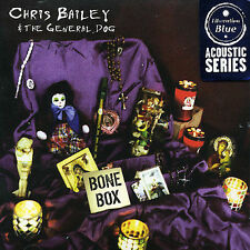 Bone Box by Chris Bailey/General Dog (CD, Sep-2005, Liberation) The Saints