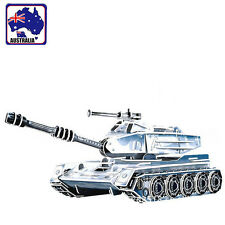 3d Foam Paper Model Tank Puzzle DIY Craft Toy Kid Assembling Gpuzz0104