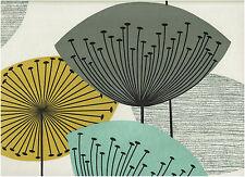 Sanderson Options 10, Dandelion Clockes, Chaffinch Wallpaper