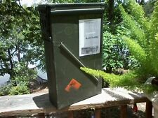 EMP Ham Amateur HF Radio Preppers Survival Faraday Cage Field Day