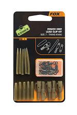 Fox edges Power Grip lead clip kit cac638 leadclip lead clip set