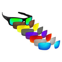 Hawkry Polarized Replacement Lenses for-Oakley Turbine Sunglass - Options