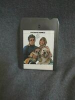 The CAPTAIN & TENNILLE~ Love Will Keep Us Together~A&M 8 Track Tape-spot tested!
