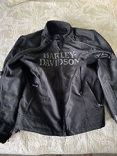 Medium Harley Davidson Willie G Limited Edition 3-in-1 Fabric Jacket, Mesh Inner