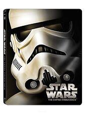 Star Wars V The Empire Strikes Back (Blu-ray Disc, 2015, Steelbook)
