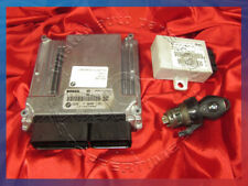 BMW E53 E83 X5 X3'es 3.0d M57N DIESEL ENGINE SET ECU MODULE DDE EWS 4.3 LOCK KEY