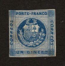 Peru Scott 9 Cat $175.00