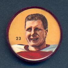 1963 CFL NALLEY'S FOOTBALL COIN #23 Dave Thelen EX-NM Ottawa Rough Riders