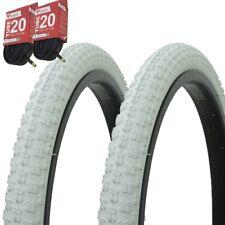 Tioga FastR React BLK LBL Cylex AvntGuard BMX Folding Tire Black Wall 20 x 1.60