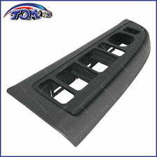 New Power Window Switch Bezel Dark Pewter Front Left LH For Chevy Gmc 89045128