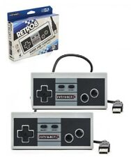 2X PC Controller Wired NES Style USB Controller for PC & Mac (Retro-Bit)