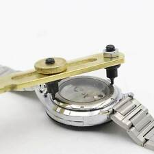 Adjustable  Watch Back Case Cover Opener Remover Watch Repair Wrench Tool UP
