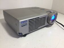 Epson PowerLite Home Cinema 710HD Tri-LCD Projector - Model H475A