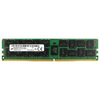 Micron 16GB 2Rx4 PC4-2133P PC4-17000 DDR4 2133MHz 1.2V ECC RDIMM Memory RAM 1x16