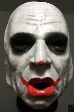 Mr Creepy Face Mask Ghost jason  freddy Clown Vampire Myers Prop Replica