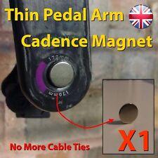 Cadence aimant pour pédale de BRAS x1-Diluant 1 mm-Garmin Cadence Capteur-GSC 10