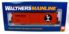Walthers Mainline HO Evans boxcar - Illinois Central