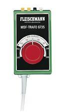 """FLEISCHMANN 6735 - """"MSF""""-Regel-Transformator."""