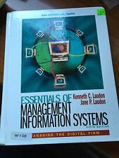 Essentials of Management Information Systems and IA CD Package by Kenneth C. Lau