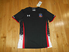 NWT UNDER ARMOUR COLO COLO CHILI CHILEAN FC SOCCER JERSEY KIT WOMENS SIZE LARGE