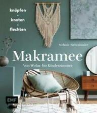 Makramee - Knüpfen, knoten, flechten Stefanie Siebenländer Buch Deutsch 2020