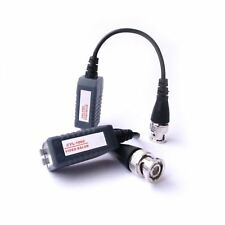 CCTV Balun BNC Video UTP 1 Canale Ricetrasmettitore Twisted Terminal