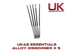 UKAS Essentials Classic Alloy Fishing Hook Disgorger (Unhooking Tool) x 5