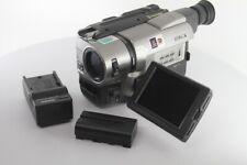 SONY NTSC 8 mm Hi8 Stéréo Hi-Fi Caméscope Handycam-vidéo transfert (CCD-TRV85)