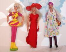 BARBIE Dolls McDonalds Kids Happy Meal Mattel 1999 1996