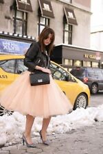 Tulle Party Plus Size Flippy, Full Skirts for Women
