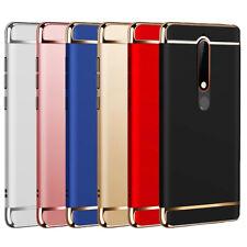 Stylish Fashion Luxury Electroplating Case Cover For Nokia 6 2018 & 7 Plus