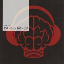 N.E.R.D. Best Of CD NEW SEALED 2011 Lapdance/Rock Star/She Wants To Move+