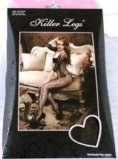 Killer Legs Womens Bodystocking Sexy Lingerie Free Shipping