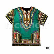 African Africa Dashiki Tribal Hippie Men Shirt Womens Dress One Size Fit UNISEX