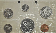 1962 Canada Prooflike Uncirculated Set - Silver