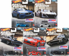 HOT WHEELS 2020 PREMIUM FAST & FURIOUS FULL FORCE GBW75-956H SET OF 5  PRE-SELL