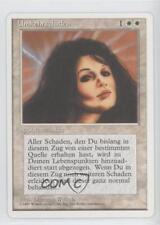 1995 Magic: The Gathering - Core Set: 4th Edition #NoN Reverse Damage Card 6z2