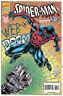 Spider-Man 2099 #34 VF/VF- 1995 Marvel Comics 1st series Web of Doom
