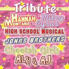NEW Hip Kiddy CD (Tribute to Hannah Montana & Miley Cyrus, High School Musical,