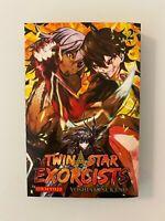 """Panini Manga.....Yoshiaki Sukeno....Twin A Star Exorcists.....2....""""NEU"""""""