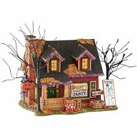 Department 56 Snow Village Halloween Party House #4051008