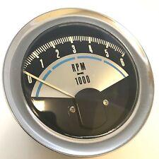 Vintage 1973 Star Craft Boat Tachometer – 6000 RPM