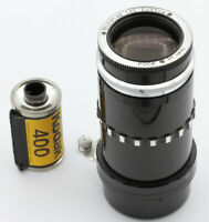 Objectif FOCA TELEOPLAR 4,5/13,5 cm N°126332 Vers 1962 monture à baïonnette